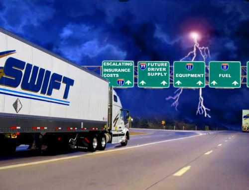 Swift Transportation: Graphic Design