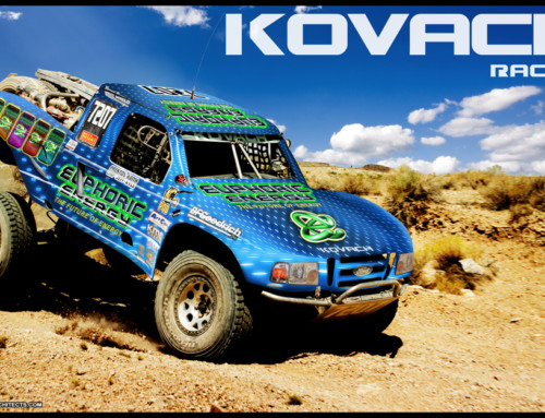 Kovack Racing Team: Truck Wrap