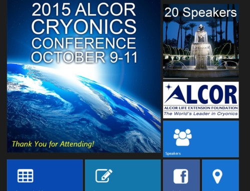 Alcor Conference (Web-based) Phone Application