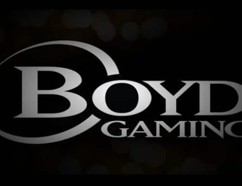 Boyd Gaming: 3D Animated Logo