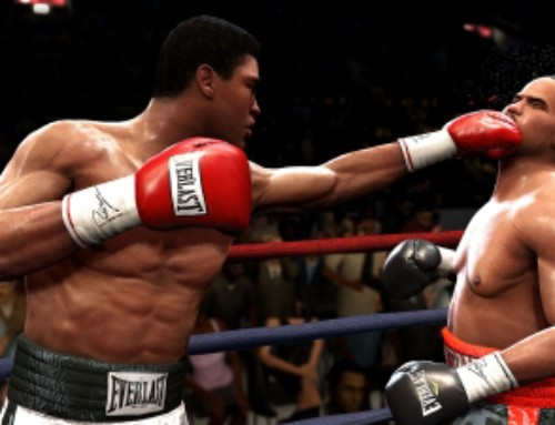 3D Animation: NAIOP Fight Night